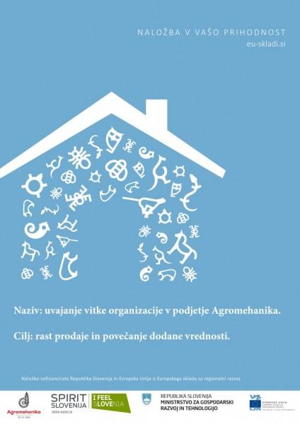Projekt uvajanja vitke organizacije v podjetje Agromehanika