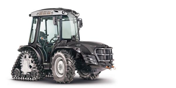 Traktorji - goseničarji Mach