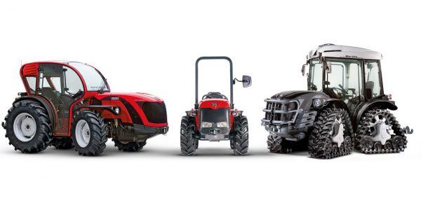 Traktorji Antonio Carraro