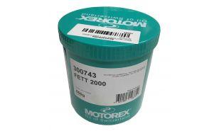 Mast Motorex Fett 2000 0,85Kg