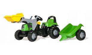 Poganjavček Traktor Df