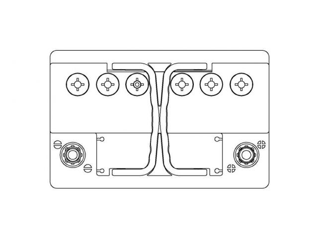 AKUMULATOR VOYAGER 12V-60/75/85