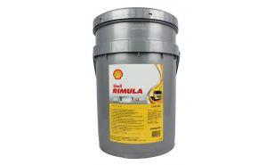 Olje Shell Rimula R4 X 15W40 20L