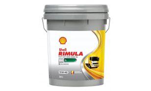 Olje Shell Rimula R4 L 15W40 20L