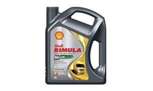 Olje Shell Rimula R6 M 10W40 4L