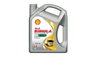 Olje Shell Rimula R4 L 15W40 4L