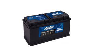 Akumulator Autopart Galaxy AGM 12V 105Ah
