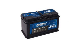 Akumulator Autopart Galaxy AGM 12V 80Ah