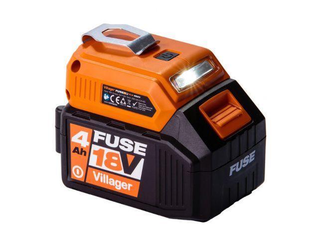 Fuse akumulatorska svetilka in USB polnilnik VLN 9920
