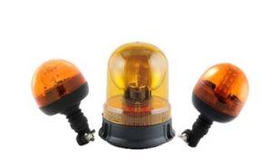 Rotacijske luči in oprema