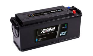 Akumulator Autopart Galaxy Plus Heavy Duty 12V 135Ah L+