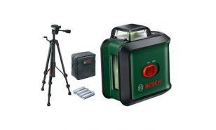 Linijski laser z zelenim žarkom in stojalom UniversalLevel 360 + TT 150 (0 603 663 E03)
