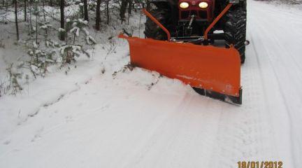 Snežni plug Pronar PU 2200E