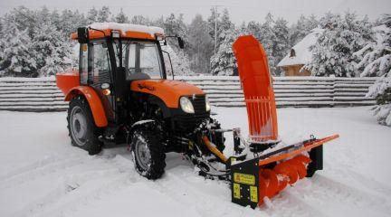 Snežna freza Pronar OW 1.5