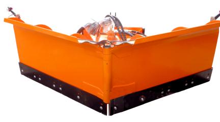 Snežni plug Pronar PUV 2600 / 2800 / 3000 / 3300