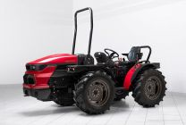 WE TALKED WITH THE DESIGNER OF THE NEW AGT 1060 TRACTOR!