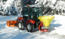 Predstavljamo vam rešenje za dvorišta i parkirališta sa ledom.
