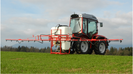 SPRAYER AGS 200 - 400 EN