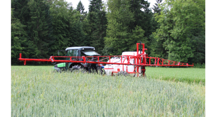 SPRAYER AGS 1500 EN