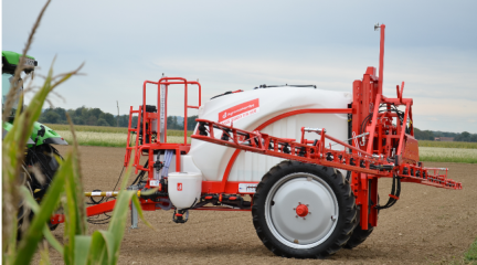 SPRAYER AGS 2000 EN HV