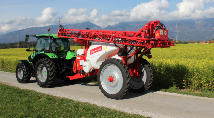 SPRAYER AGS 2500 - 3000 HP X