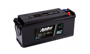 Akumulator Autopart Galaxy Plus Heavy Duty 12V 145Ah