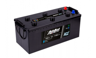 Akumulator Autopart Galaxy Plus Heavy Duty 12V 185Ah