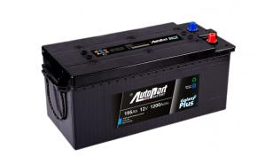 Akumulator Autopart Galaxy Plus Heavy Duty 12V 195Ah L+
