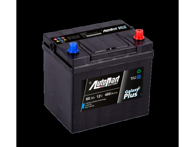 Akumulator Autopart Galaxy Plus Japanese 12V 60Ah