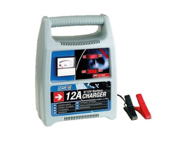 Polnilec Akumulatorski Car 6V/12V