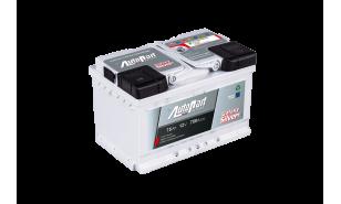 Akumulator Autopart Galaxy Silver 12V 75Ah