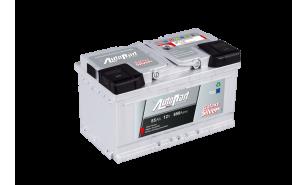 Akumulator Autopart Galaxy Silver 12V 85Ah+