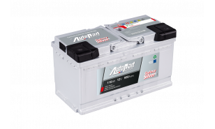 Akumulator Autopart Galaxy Silver 12V 110Ah