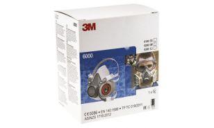 Respirator 3M 6200