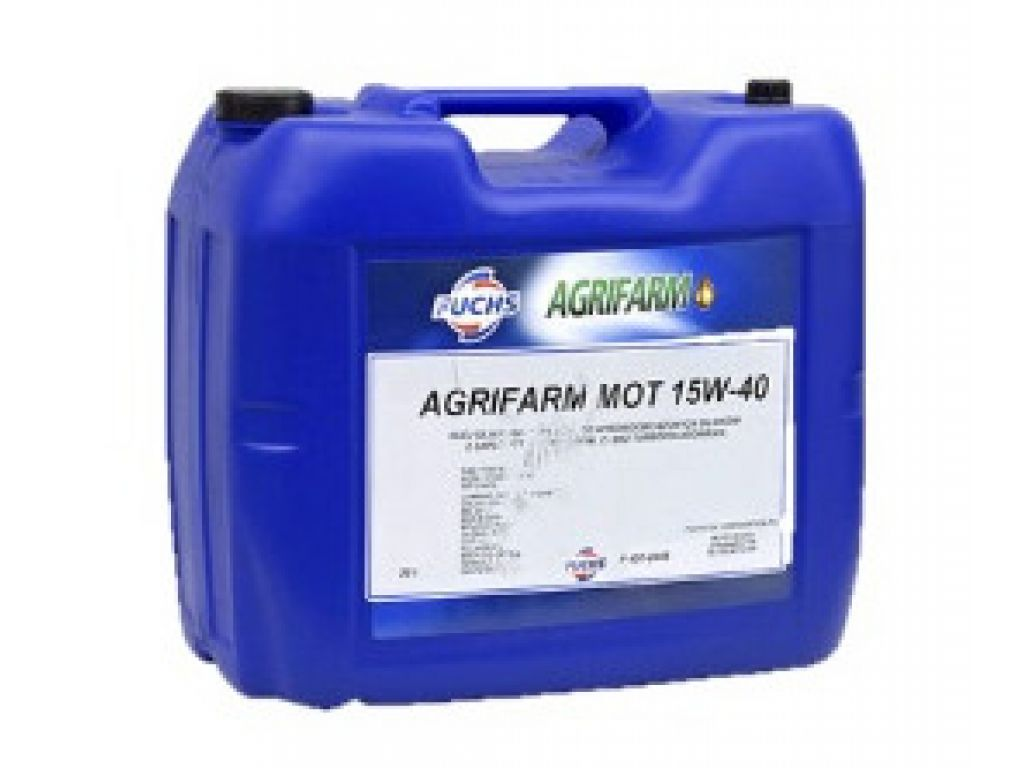 OLJE FUCHS AGRIFARM MOT. HD 15W40