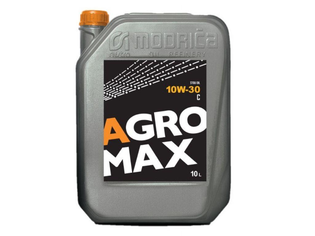 OLJE MODRIČA AGROMAX C 10W30