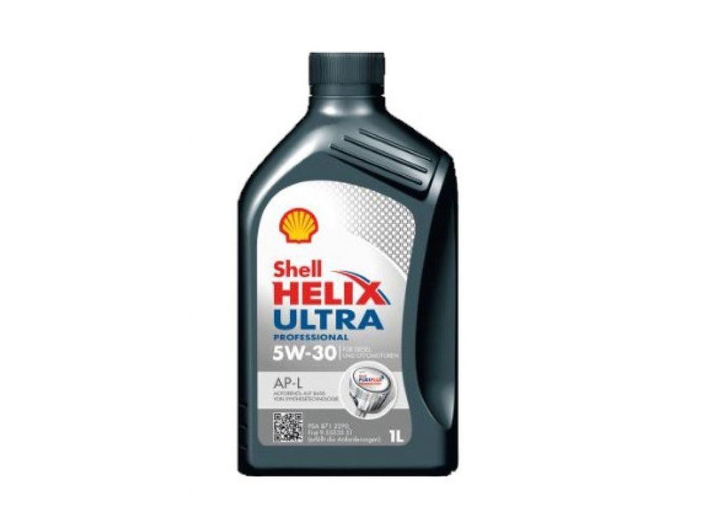 OLJE SHELL HELIX ULTRA AP-L 5W30