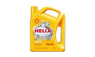 OLJE SHELL HELIX HX5 15W40 - 4L