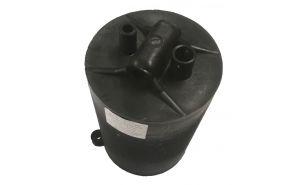 Cilinder Molzni Stroj Pvc