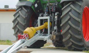 Traktorski priklopi, varovala in kardani