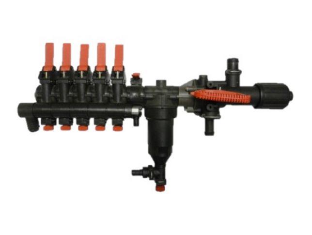 Regulator tlaka PR3 BF/5+1 (fi19)