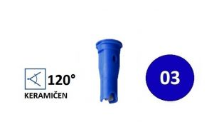 Id-C 120-03 Moder (Keramičen)