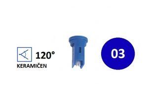 Idk-C 120-03 Moder (Keramičen)