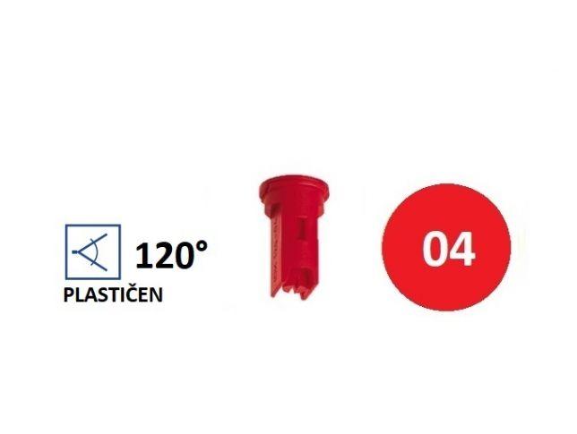 IDK 120-04 RDEČ