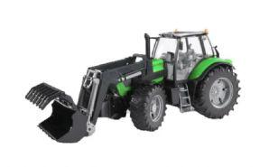 Traktor Deutz Fahr Agrotron Z Nakladačem