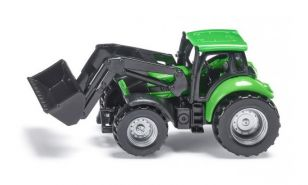 Traktor Deutz Fahr Z Nakladačem