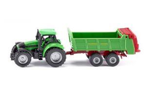 Traktor Deutz Fahr S Trosilnikom