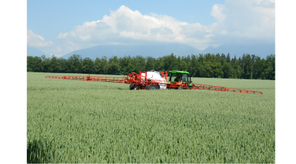 SPRAYER AGS 2500 - 3000 EN HP