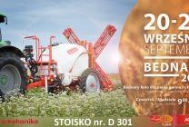 SEJEM AGROSHOW 2018 BEDNARY POLJSKA