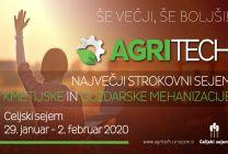 Strokovni sejem Agritech Celje